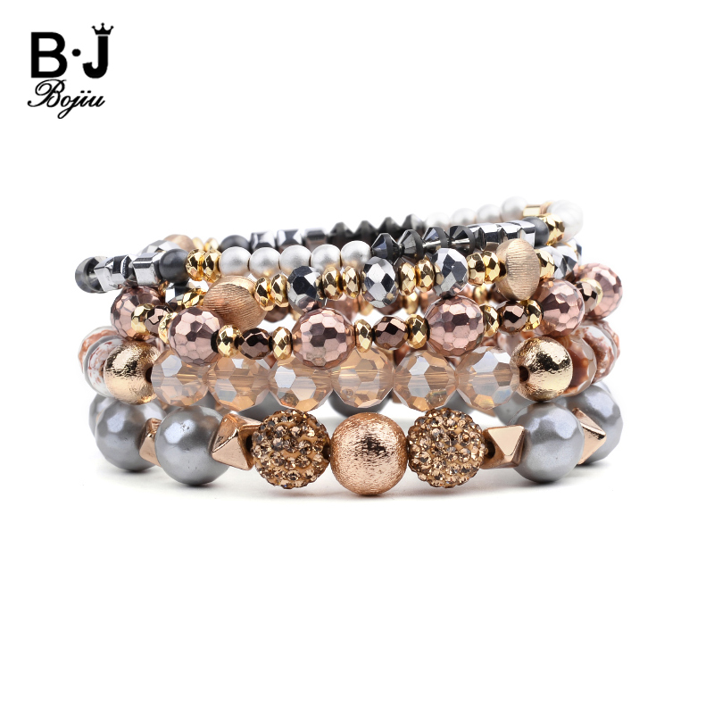 naturelle un bracelet de perles bracelet de cristal bracelet bijoux ensemble