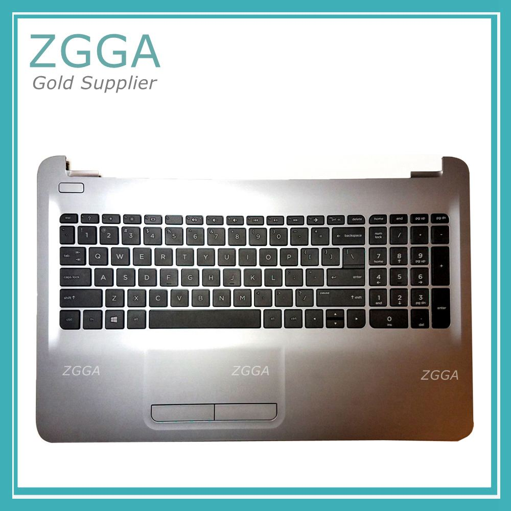 855022-001 Upper Case Laptop Full Keyboard Palmrest With Touchpad AP1O2000321 For HP 15-AY 15-BA Series 250 G5 Black 855027-001 454350 001 447132 001 for dl180 dl185 g5 fan