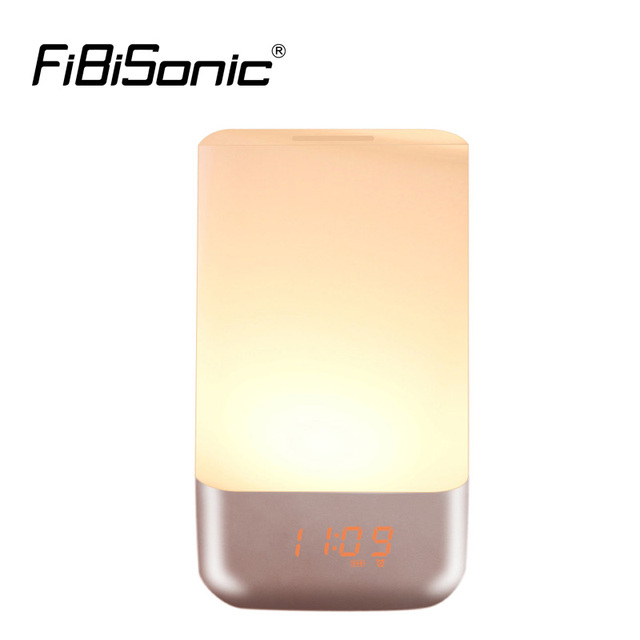 Popular Alarm Bedside - Bedside-Lamp-Wake-Up-Light-LED-Digital-Alarm-Clock-with-5-Natural-Sounds-Touch-Control-Color  Gallery_861528.jpg