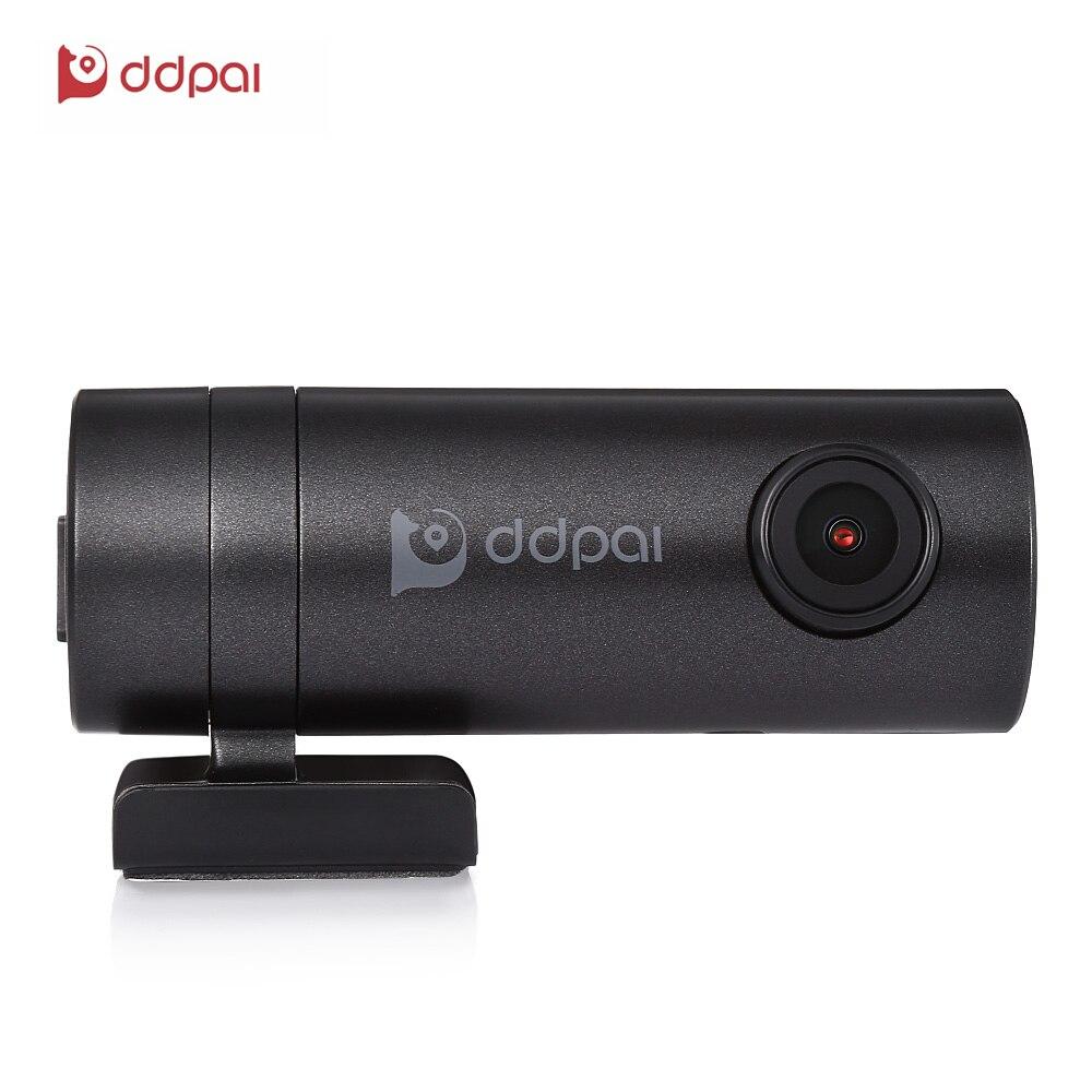 DDPai Mini Voiture DVR HD1080P Caméra Numérique Vidéo Enregistreur WIFI Vidéo Sortie IOS Android APP Moniteur de Vision Nocturne Dash Caméscope