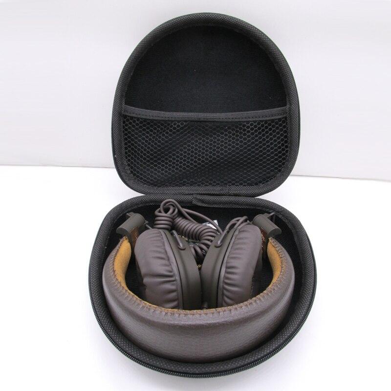 Hot OEM Fall Halten Lagerung Harten Kasten für Marshall großen Ich II Kopfhörer Speicherkarte Kopfhörer Ohrhörer keine logo