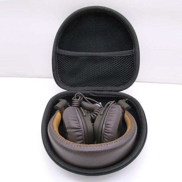 Boîtier de rangement OEM chaud avec étui rigide pour Marshall Major I II mi Bluetooth casque écouteur