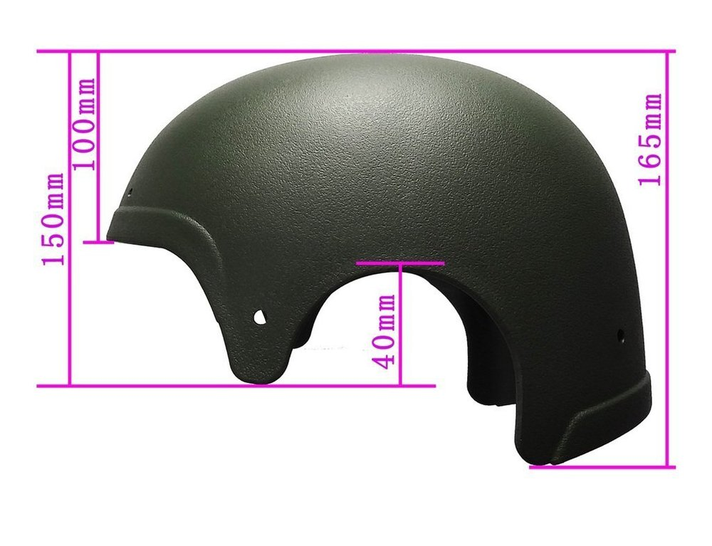 VILEAD IBH ABS шлем Стандартный версия Пластик Пейнтбол
