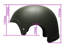цена на IBH Anti-riot ABS Helmet Standard Version Plastic Paintball Navy Seal Helmet Airsoft Military Tactical Combat Army Use