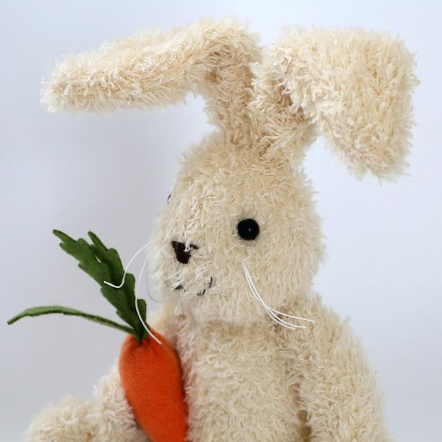 23cm Rabbit toy radish rabbit doll cute toys animal gift toy