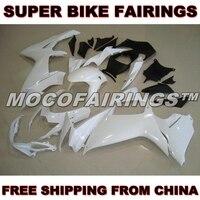 Motorcycle Unpainted ABS Fairing Kit For Suzuki GSXR GSX R 750 600 2011 2012 Fairings Kits Bodywork Pieces