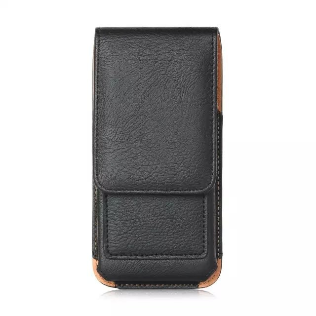 360 Degree Rotation Design PU Leather Vertical Case For Oukitel K10000 Holster Loop Magnetic Pouch Belt Clip Cover