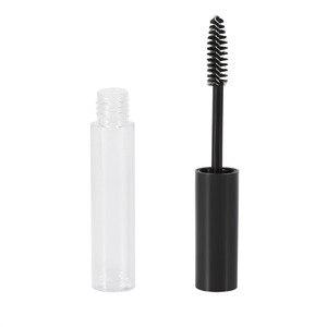 Image 4 - 10Pcs Empty Mascara Tube With Eyelash Bottles Cosmetic Container 10ml Plastic Bottle Mascara Eyelash Refillable Makeup Container