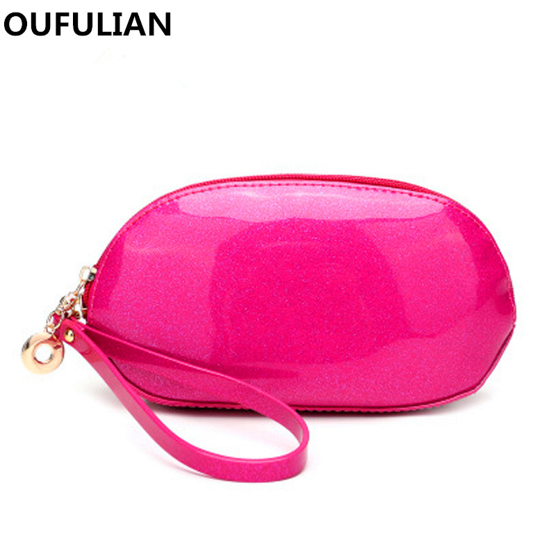 Female bag in the summer of 2016 with the new tide fashion paint with candy color leisure small bags