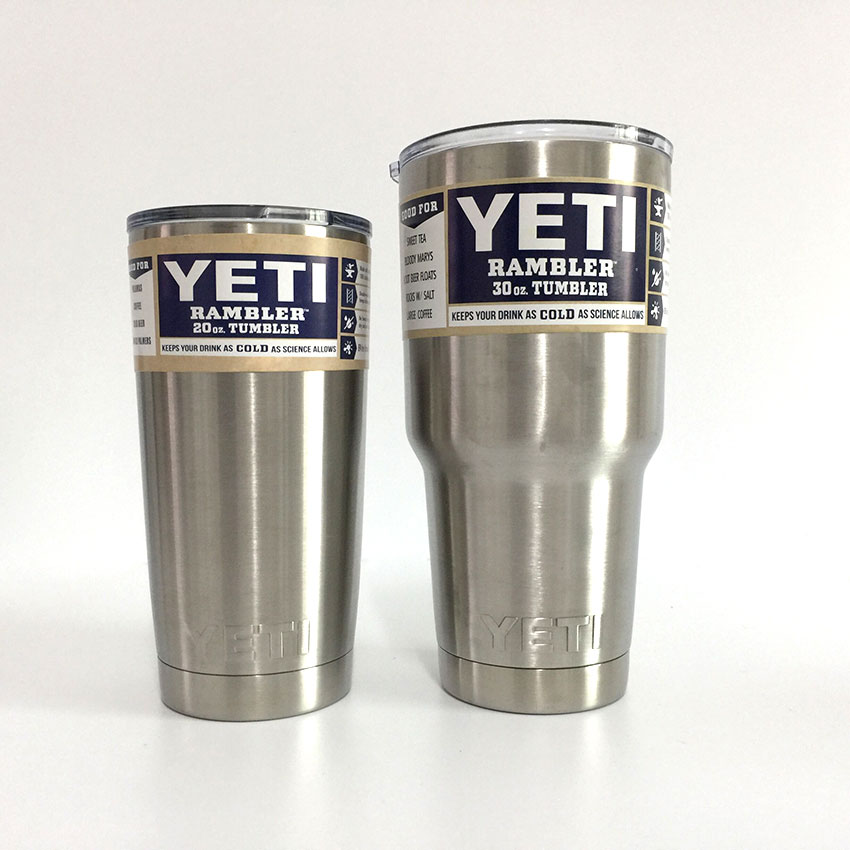 <font><b>12</b></font>/ 20 <font><b>Oz</b></font> <font><b>Yeti</b></font> <font><b>Stainless</b></font> <font><b>Steel</b></font> Water <font><b>Tumbler</b></font> <font><b>Yeti</b></font> <font><b>Rambler</b></font> 30 <font><b>Oz</b></font> Large <font><b>Stainless</b></font> <font><b>Steel</b></font> Cup Coffee <font><b>Mug</b></font> <font><b>Tumblers</b></font> Car Beer Cups
