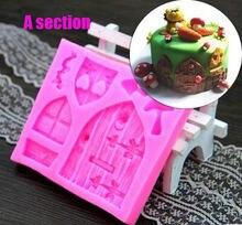 Специальное предложение Новый fda diy Дом Улитка помадка торт