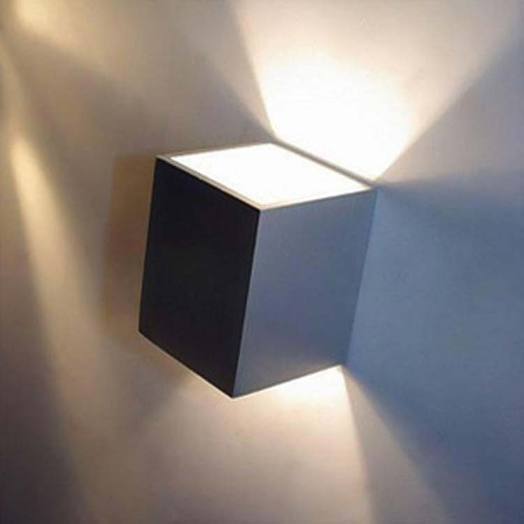 Wall Lights Europe : Northern Europe Style aluminum LED Wall Light Lamps For Home Lighting,Wall Sconce Arandela ...