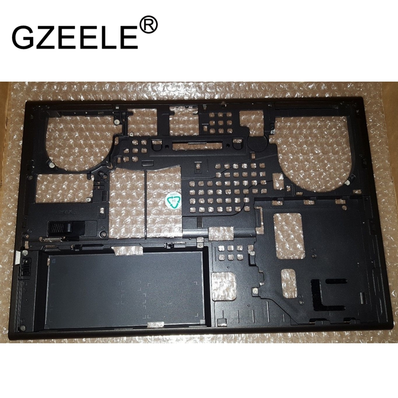 GZEELE New For DELL Precision M4800 Laptop Bottom Base Cover Assembly TVPD6 0TVPD6 Chassis CASE gzeele new laptop keyboard cover for dell inspiron 15 7537 laptop bottom chassis cover base shell 7r6tg bottom base case lower