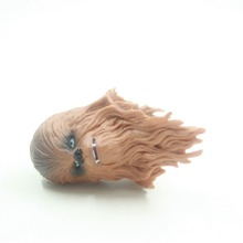 "STAR WARS THE BLACK SERIES Chewbacca Head For 6 ""INCH ACTION FIGURE"