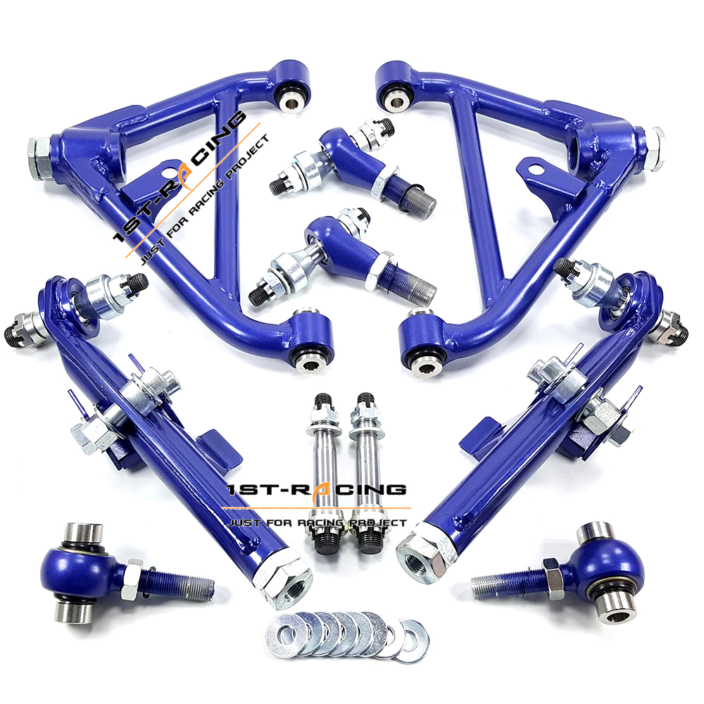US $339 0 |For Nissan 240SX 300ZX S13 S14 Z32 Front Rear Lower Control Arms  Suspension Blue NEW-in Control Arms & Parts from Automobiles & Motorcycles
