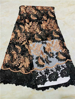 Charming party French embroidery net lace fabric African mesh cloth with cord lace VRN201(5yards/lot) multi color