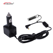 Car Charger E-DC-5B Cigarette Lighter Cord for YAESU VX-6R VX-7R VX-8DR FT-60R FT-277R VX-5 VX-5R Ham Radio Walkie Talkie