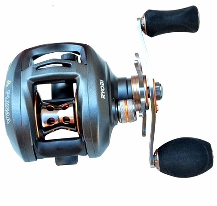 RYOBI 11 bearings water drop reel right hand reel all-metal bait casting reel ryobi rls5a