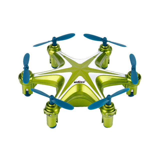 U846 2.4Ghz 4CH RC Quadcopter Helicopter Remote Control Drone RTF Green