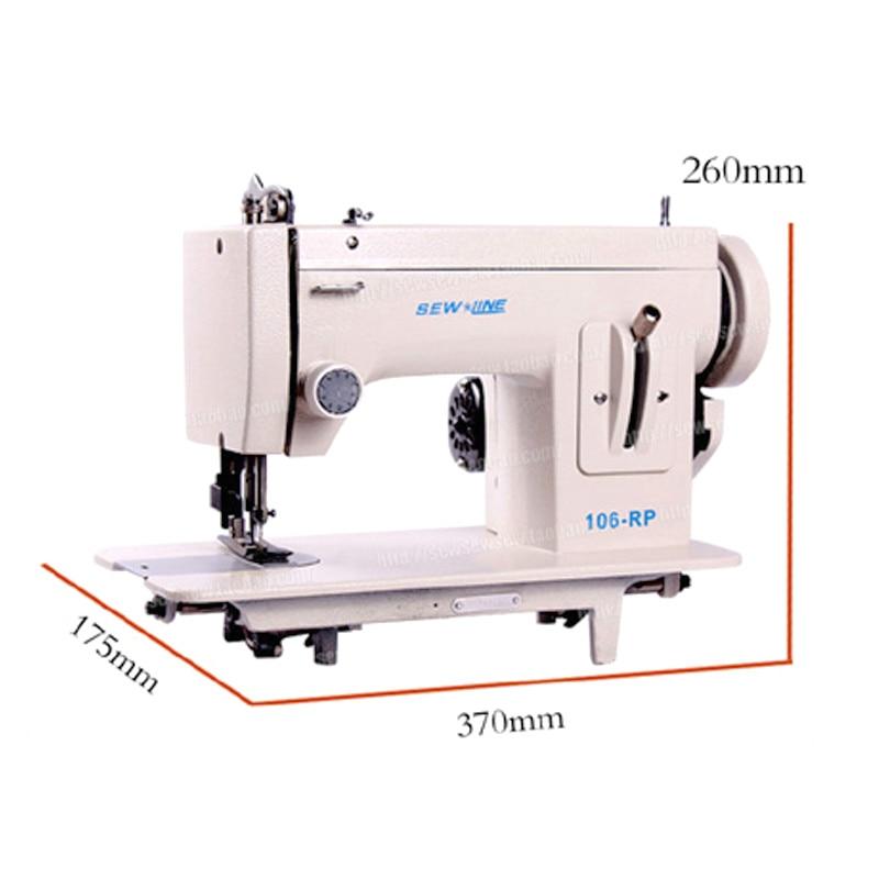 B,Portable Walking Foot straigh Stitch 7'' arm sewing machine/leather sewing machine/heavy duty sewing machine/same as Sailrite