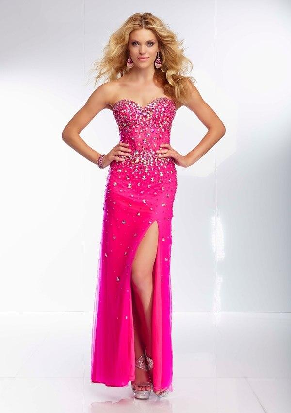 Design prom dresses games