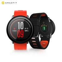 Оригинальный Xiaomi Huami часы AMAZFIT Pace спортивные умные часы английская версия Bluetooth 4,0 пульсометр gps для Android IOS