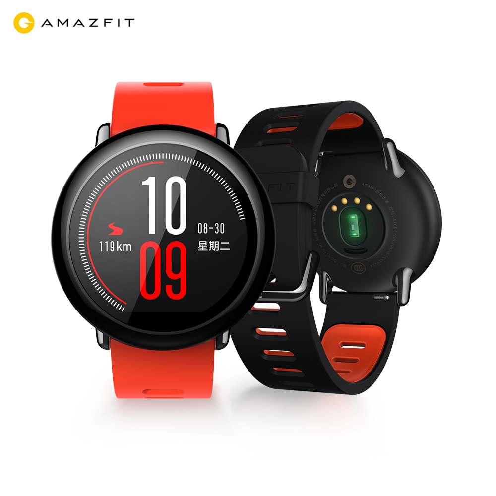 Original Xiaomi Huami Watch AMAZFIT Pace Sports Smart Watch English Version Bluetooth 4 0 Heart Rate