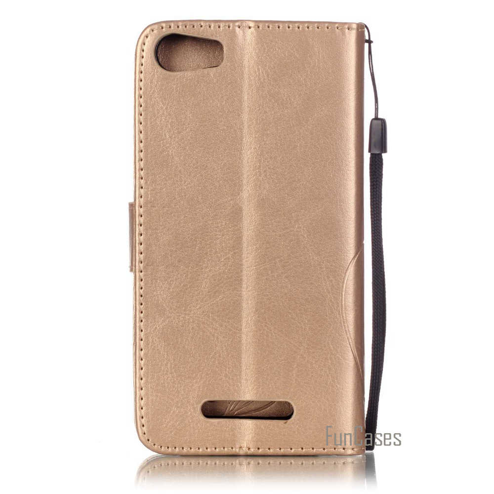 Cover for fundas Wiko Lenny 2 Cover Case for coque Wiko Lenny 2 Case 5 inch + Stand Card Holder estuche etui capinhas