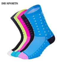 Cycling-Socks Dh-Sports Running Bicycle Mountain-Road-Bike Professional Women