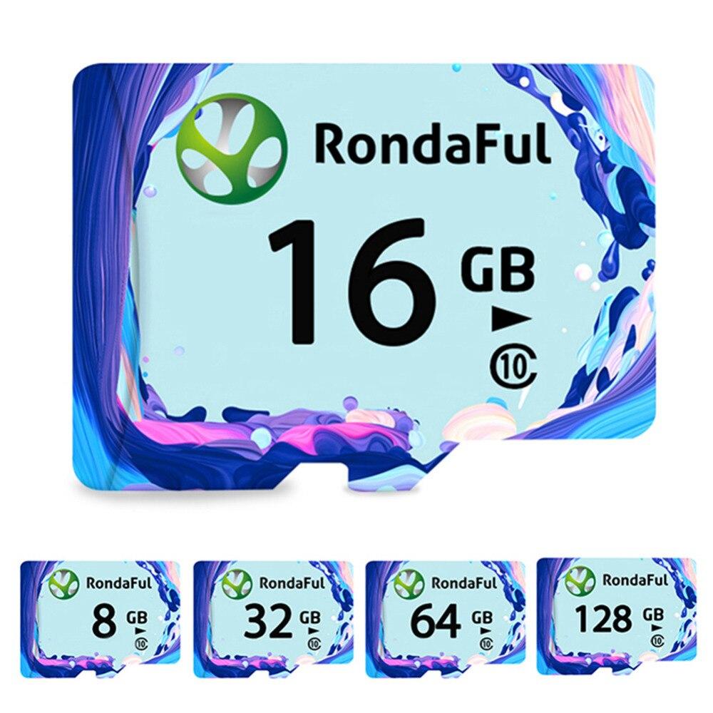 Rondaful Memory Card 8GB 16GB 32GB 64GB 128GB micro sd TF ca