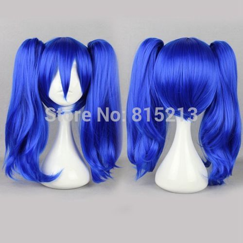 FREE SHIPPING>>>@> HOT SELL851 45 cm long Kagero project plan ephemera days Enomoto your voice cosplay wig new от Aliexpress INT