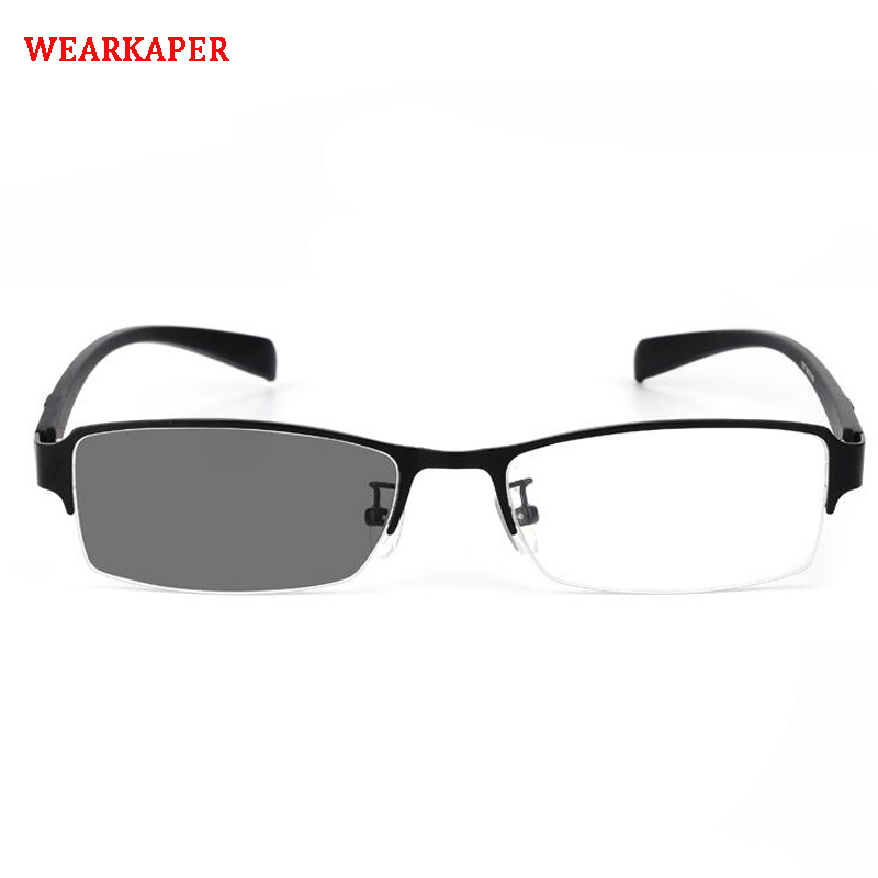 WEARKAPER soleil photochromique optique lunettes cadre hommes femmes lunettes de soleil prescription lunettes cadre