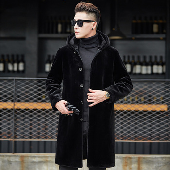 1801 New Fashion Male Winter Clothing Me...