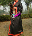 New 2017  Black male hanfu men's hanfu male costume clothes customer service hanfu