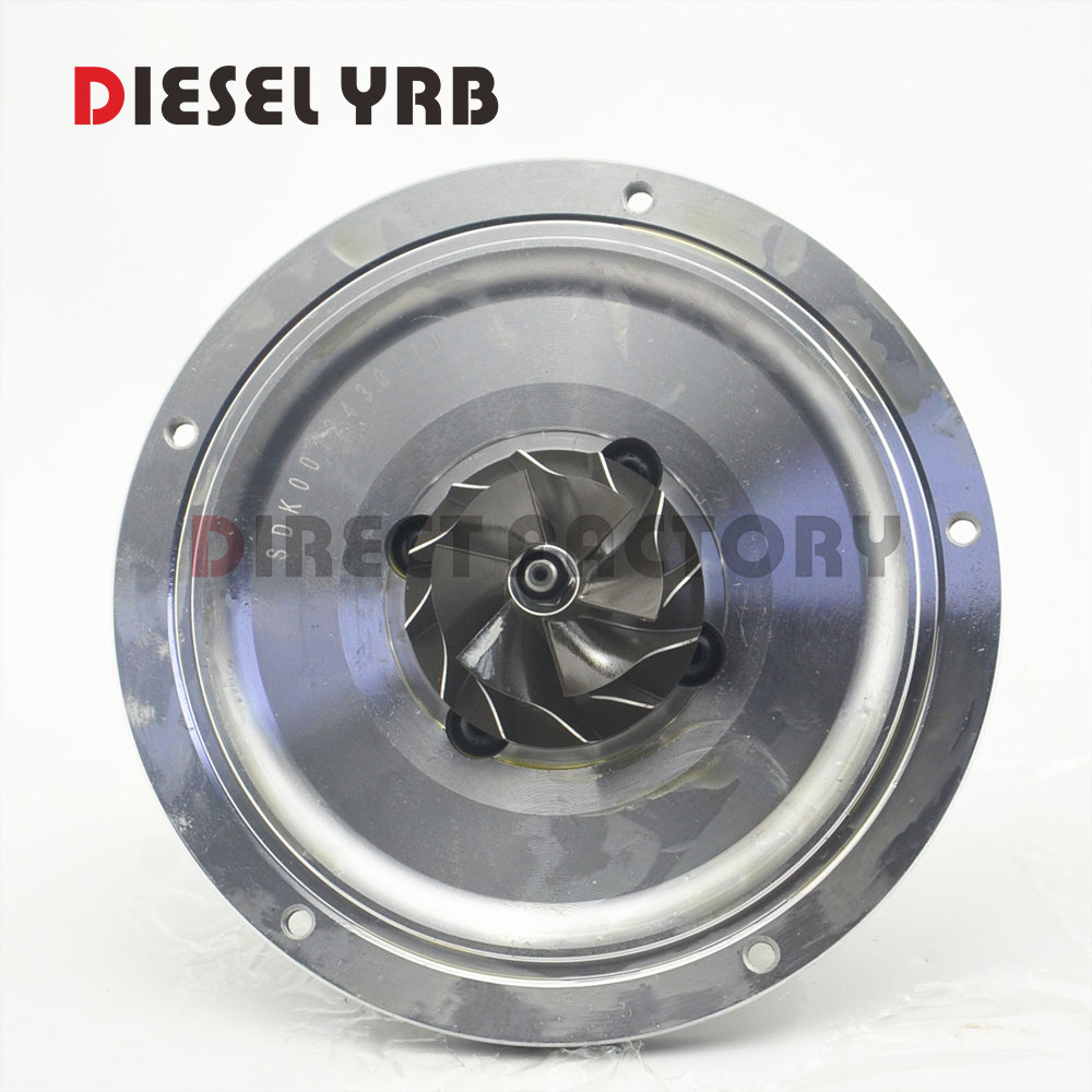 где купить RHF4H turbocharger core chra turbo replace IHI VN3 14411-VK500 14411 VK500 cartridge for Nissan Navara 2.5 DI 133 HP MD22 2002 по лучшей цене