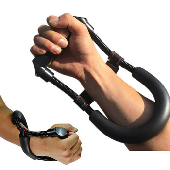 Power Wrists and Strength Exerciser Forearm Strengthener Adjustable Hand Grips Fitness Workout Arm Training Equipment 1