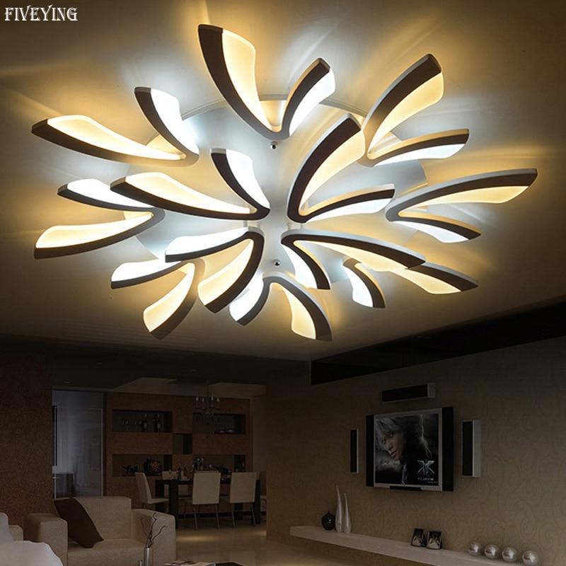 Aliexpress Com Buy Modern Acryl Led Ceiling Light With: Aliexpress.com : Buy Modern Led Ceiling Lights For Bedroom