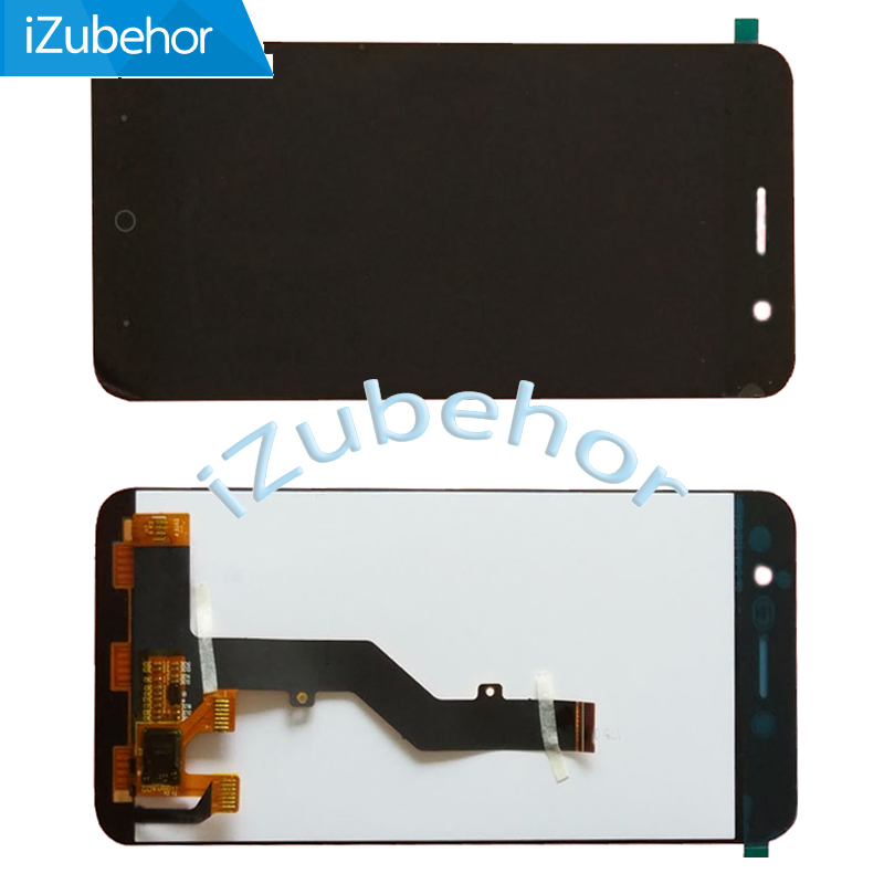 For <font><b>ZTE</b></font> <font><b>Blade</b></font> <font><b>A520</b></font> LCD Display with Touch <font><b>Screen</b></font> Digitizer good quality Assembly Repair Parts 5 Inch By Free Shipping image