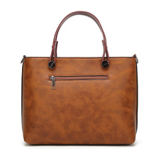 Women's High Quality All-Purpose Vintage PU Shoulder Bag