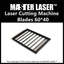 40*60mm Panel Laser Cutting Machine Knife Platform  Wood Acrylic Cutting Machine Platform Blade Laser Table