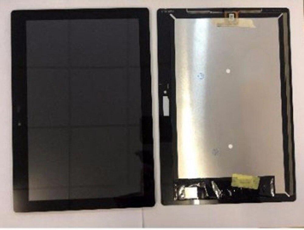 Highbirdfly Pour Lenovo Tab 2 A10-30 TB2-X30F TB2-X30L Écran D'affichage à cristaux liquides + écran Tactile En Verre Numériseur Capteur Panneau de Tablette