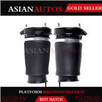 Airsusfat 2pcs air suspension shock repair kits air spring bags for bmw X5 E53 Front Left+Right 37116757501 37116757502