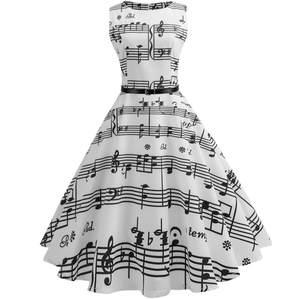 6058062e333 Eyegemix 2018 Plus Size Womens Summer Robe Vintage Dress