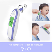 Childrens forehead thermometer infra-red ear electronic infrared human body
