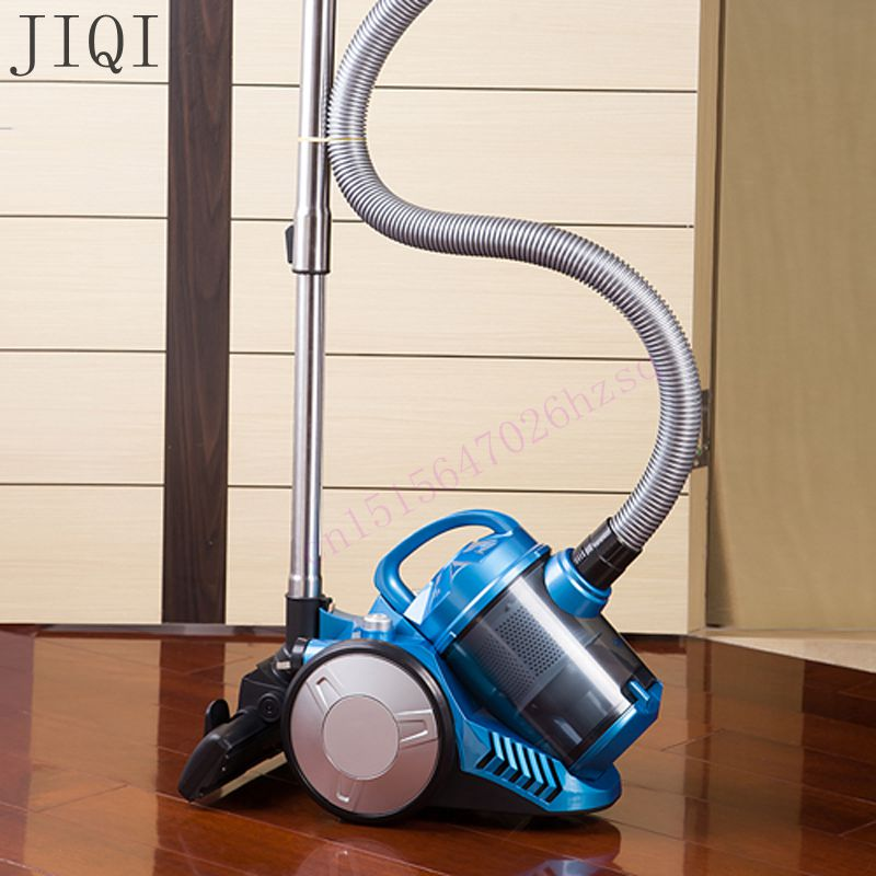 Фотография JIQI Handheld vacuum cleaners /suction machine household mite instrument mini small handheld strong suction machine super mute