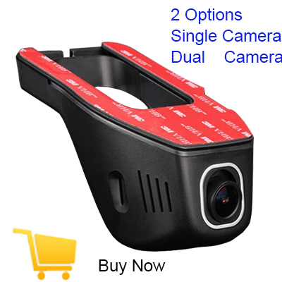 Magnetic sign Driving Instructor Smile Dash Cam Recording