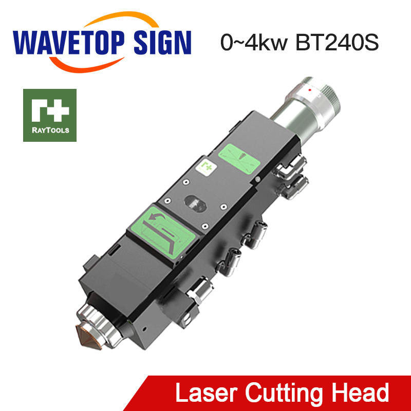 Raytools BT240S 0-4kw Fiber Laser Cutting Head BT240 4000W