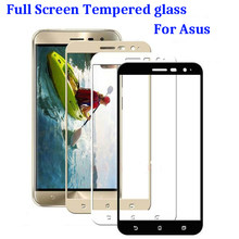 9H Full Cover Tempered Glass สำหรับ ASUS Zenfone 3 Max ZC520TL ZE520KL 3s ZC521TL ZE552KL ZE553KL ZC553KL ZB501KL หน้าจอ Protector(China)