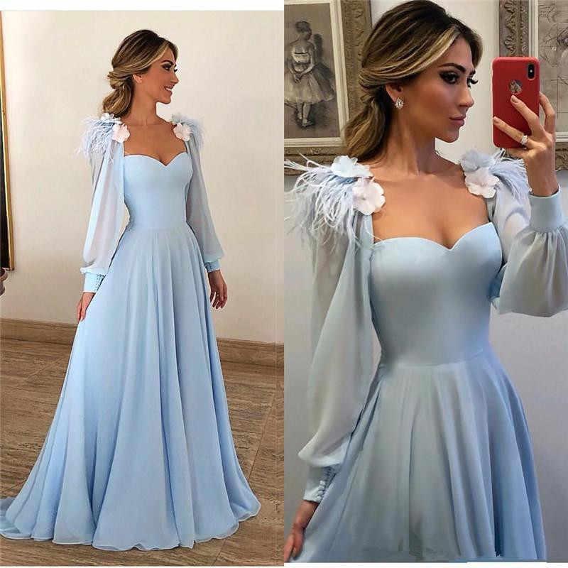 Elegant Light Dresses