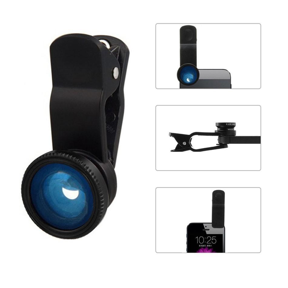 16 New 10in1 Phone Camera Lens Kit 8x Telephoto Lens + Wide Angle + Macro Lens +Fish Eye +Selfie Stick Monopod + Mini Tripod 33